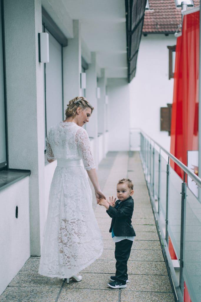 Brautentführung einmal anders